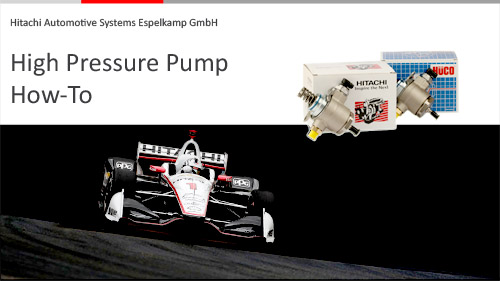 Intro YouTube High Pressure Pump